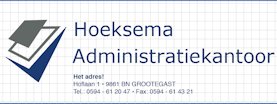 Administratiekantoor Hoeksema: helpen waar het mogelijk is
